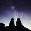 夜夢の星々