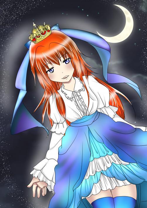 吸血鬼の姫は恋をご所望