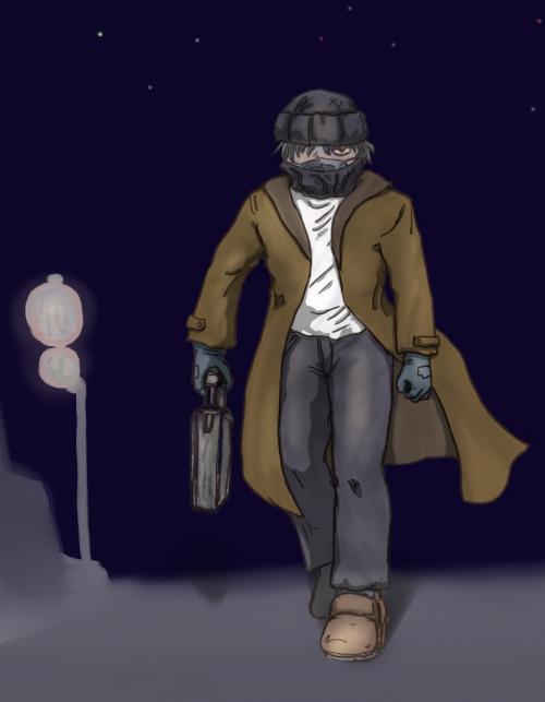 不死の配送人